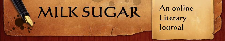 Milk Sugar Banner - Words