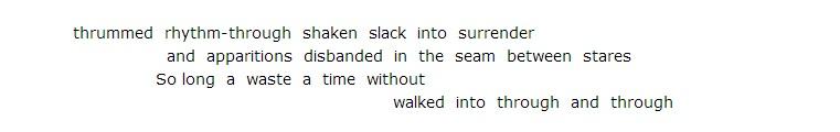 Monongahela Review - Poem2